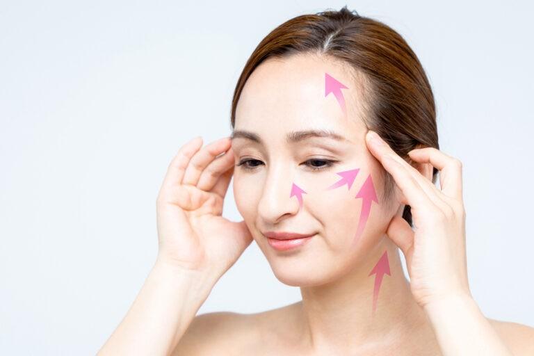 Lymphatic Drainage Massage Face