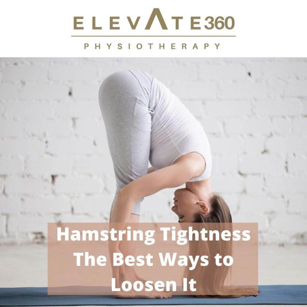 Hamstring Tightness